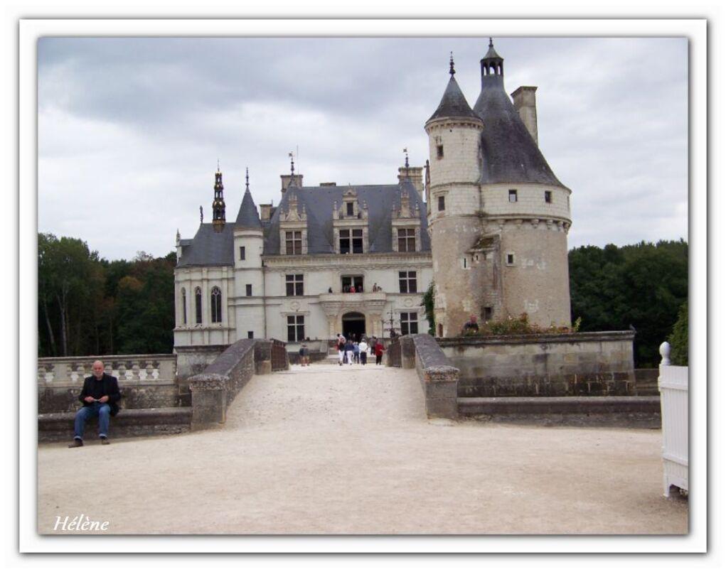 """24 septembre 2013                    """"Château de Chenonceau"""""""