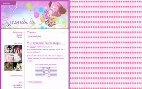 V.2 : Princesse Kawaii Fraisya