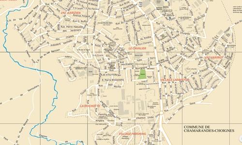 Les origines et les traces de l'amitié franco-américaine à Chaumont 1917-1919