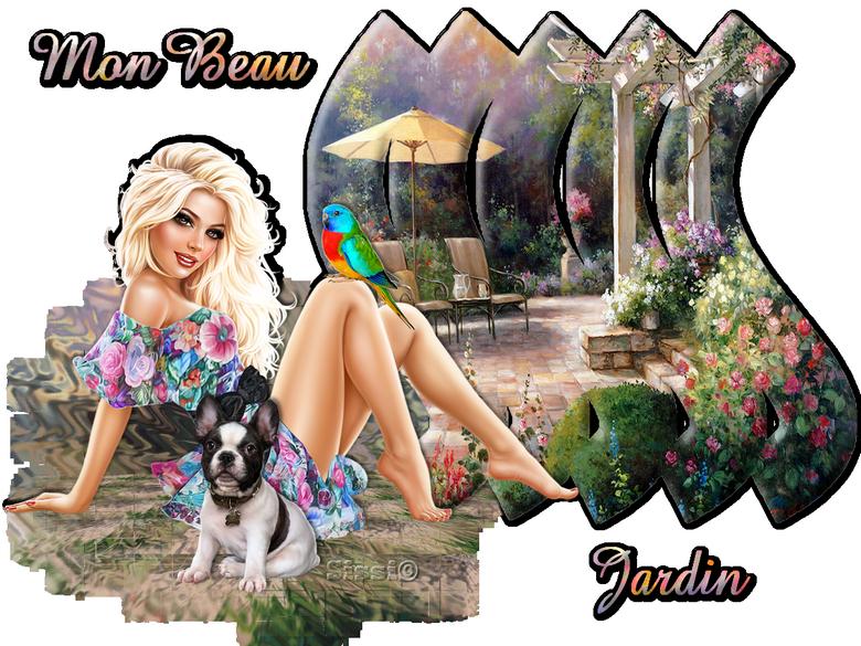* Mon Beau Jardin *