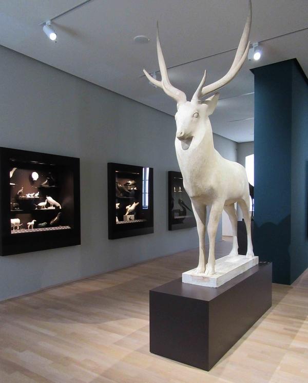 La nouvelle salle Pompon au Musée des Beaux Arts de Dijon