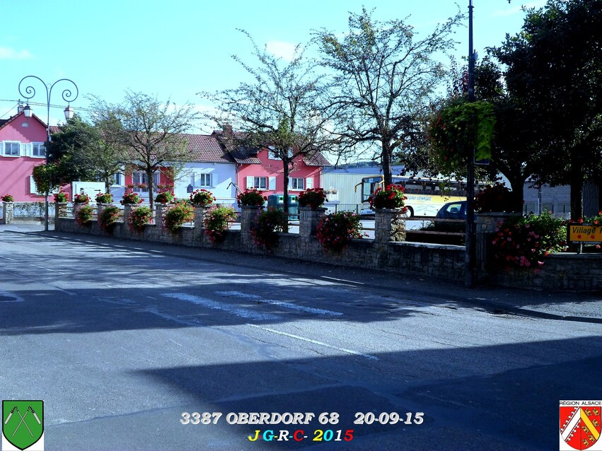 VACANCES 09/2015  OBERDORF  68
