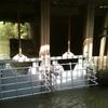 Vannes Inox en cours d'installation