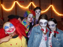 Halloween Party du 31 octobre