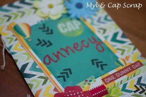 Mylène : Cap sur Annecy