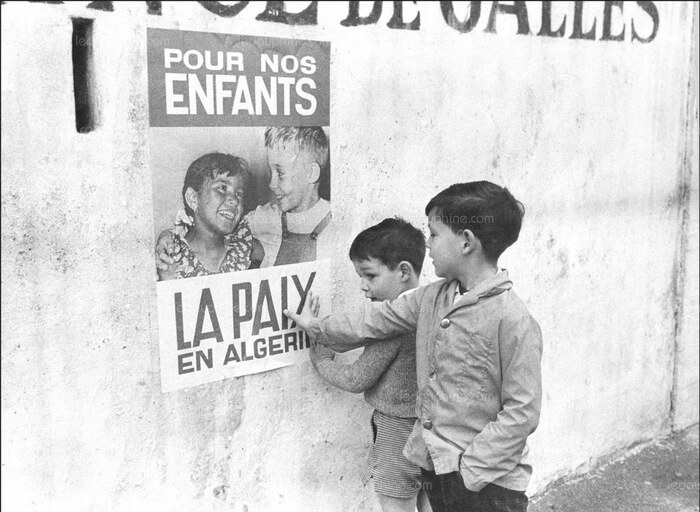 Il y a exactement 56 ans le 18  mars 1962 étaient signés les accords d'Evian qui furent proclamés officiellement le 19 mars 1962 à midi mettant fin à près de 8 ans de guerre et 132 de colonisation…