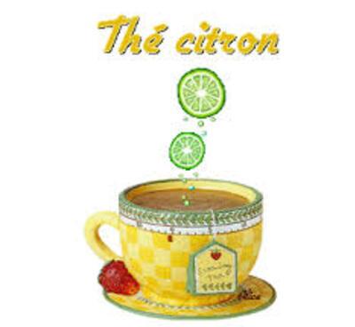 Le thé ...