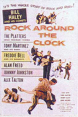 FILM ROCK AROUND THE CLOCK