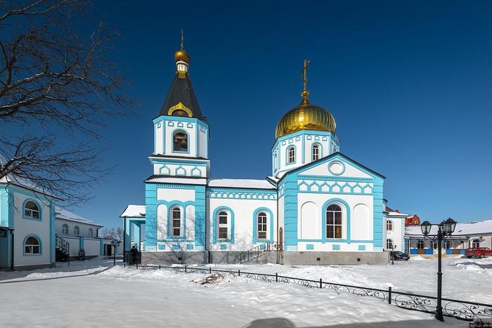 Eglise de la Très Sainte Mère de Dieu en République d'Ingouchie