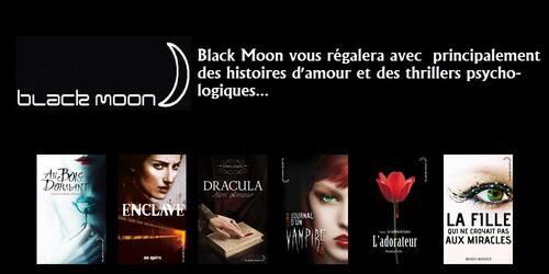 Bibliothèque BLACK MOON