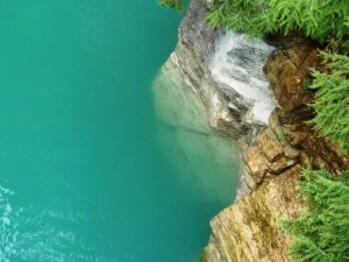 038-Couleur de l'eau du Rhin