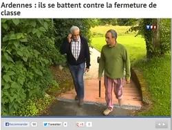 TF1 13 heures du 25 juin 2013