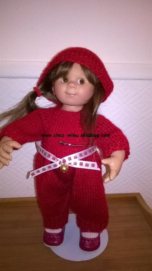 Ma nouvelle poupée: Alienor