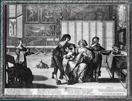 Corpus de documents sur l'image de la médecine de la Renaissance au XVIIe siècle
