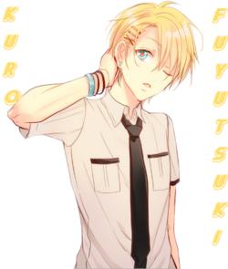 mon personnage de Fukurô Academie