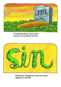 Allégories sur le péché