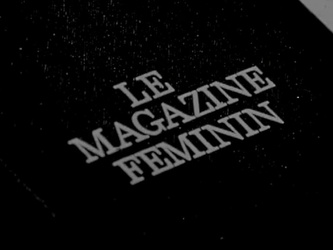 24 avril 1967 / MAGAZINE FEMININ