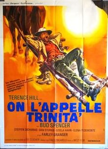 TRINITA AFFICHE 1971