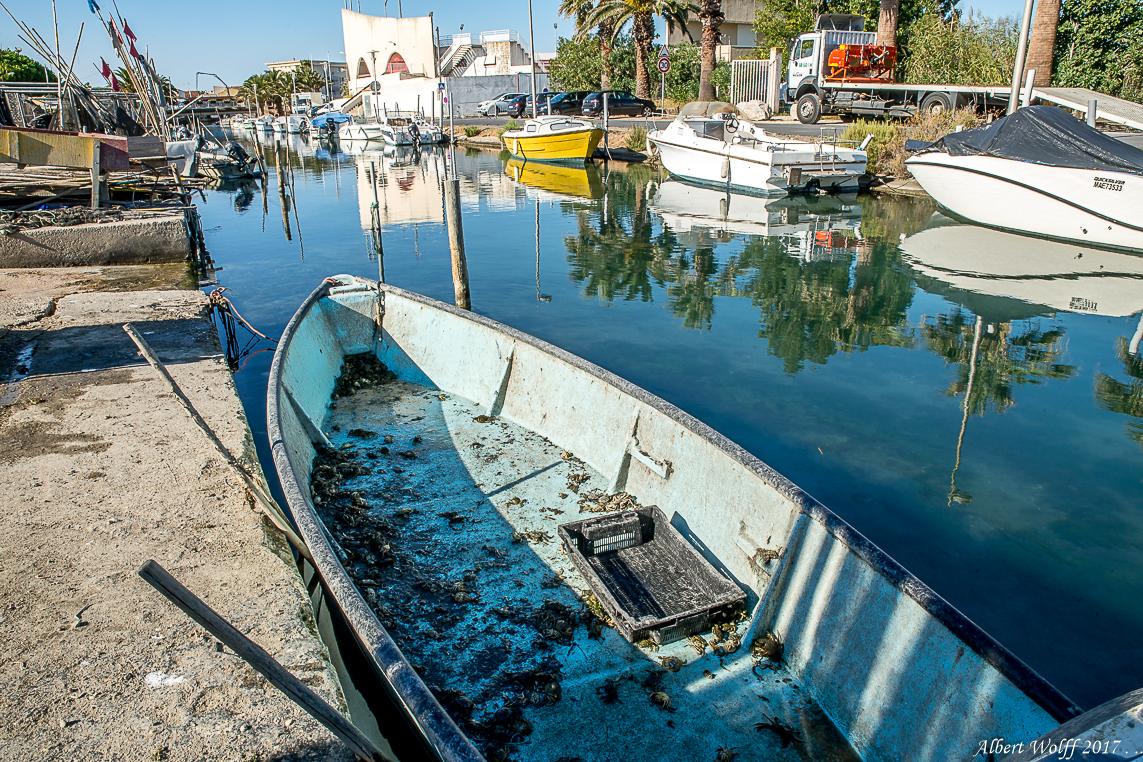 Occitanie 2017 : Un coin de Palavas