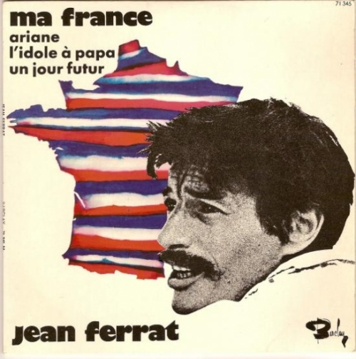 Ma France - Jean Ferrat - son et paroles