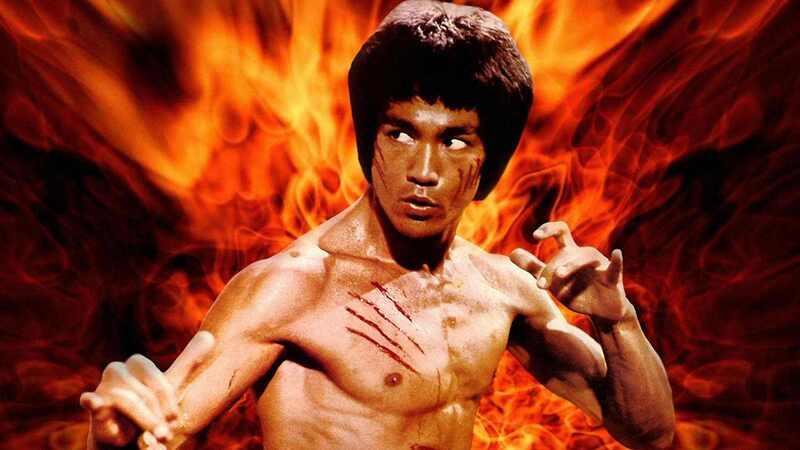 Bruce Lee Filmographie