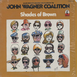 The John Wagner Coalition - Shades Of Brown - Complete LP