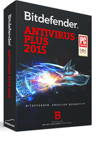 Bitdefender Antivirus Plus 2015 - Licence 6 mois gratuits