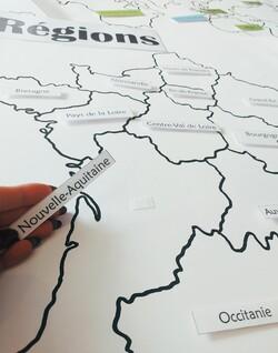 Cartes de géographie