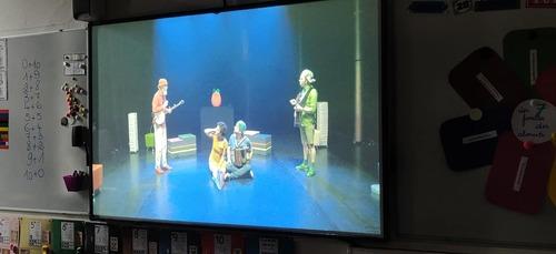 """Le spectacle """"Patamod"""" vient à nous"""