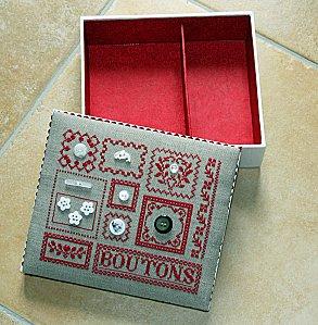 195 - boîte à boutons 2