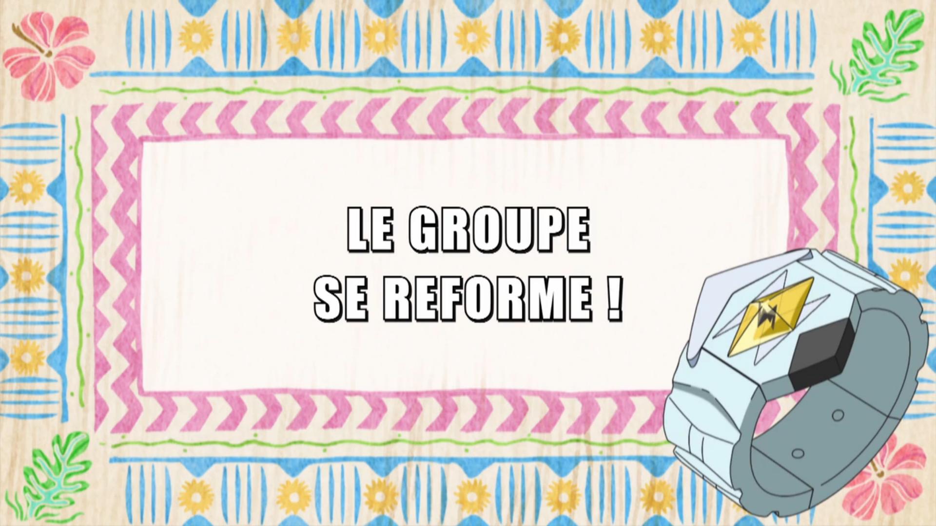Pokémon - 20x23 - Le groupe se reforme !