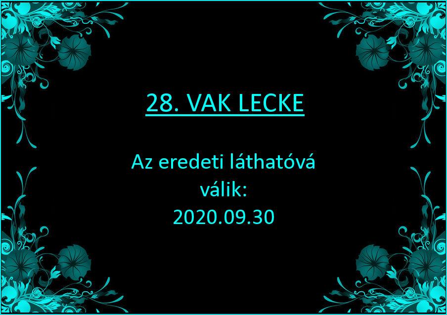 28. Vak Lecke - Karin