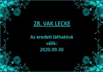 K@D's PSP Designs Vak Leckék