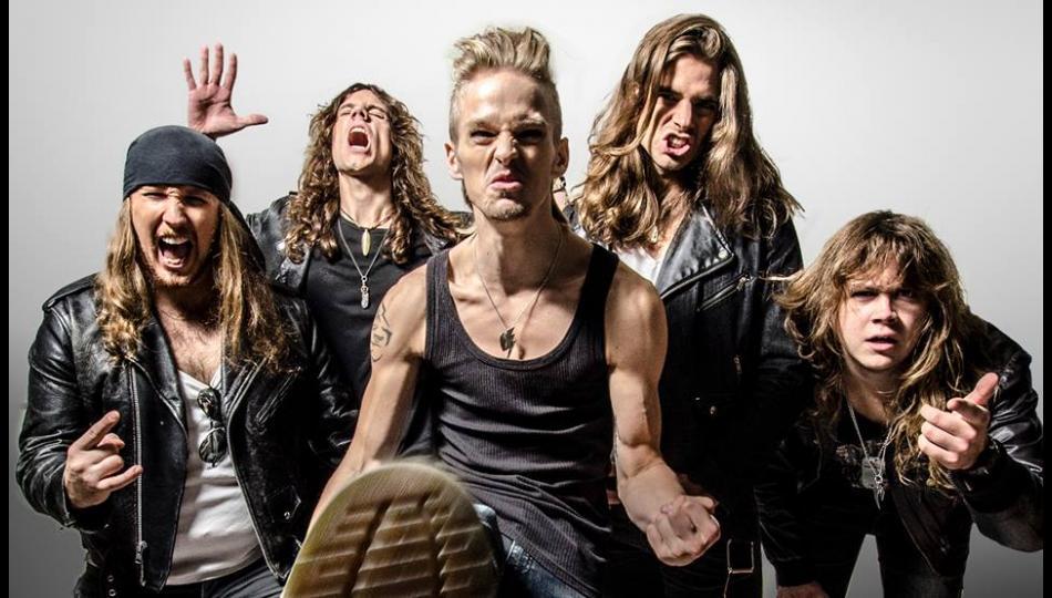 HEAT : Vidéos du Melodic Rock Festival de Melbourne le 14 mai 2016