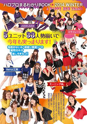 "Cover du ""Hello! Pro Maruwakari Book 2014 Winter Happy New year"