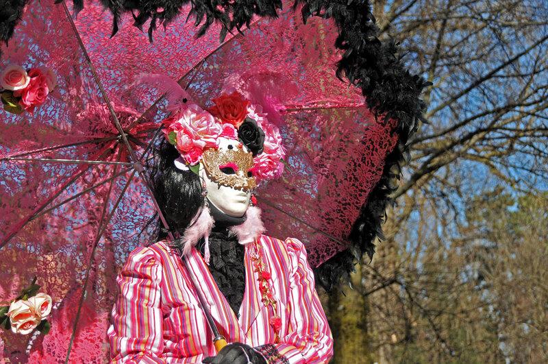 Le Carnaval vénitien d'Annecy 2016