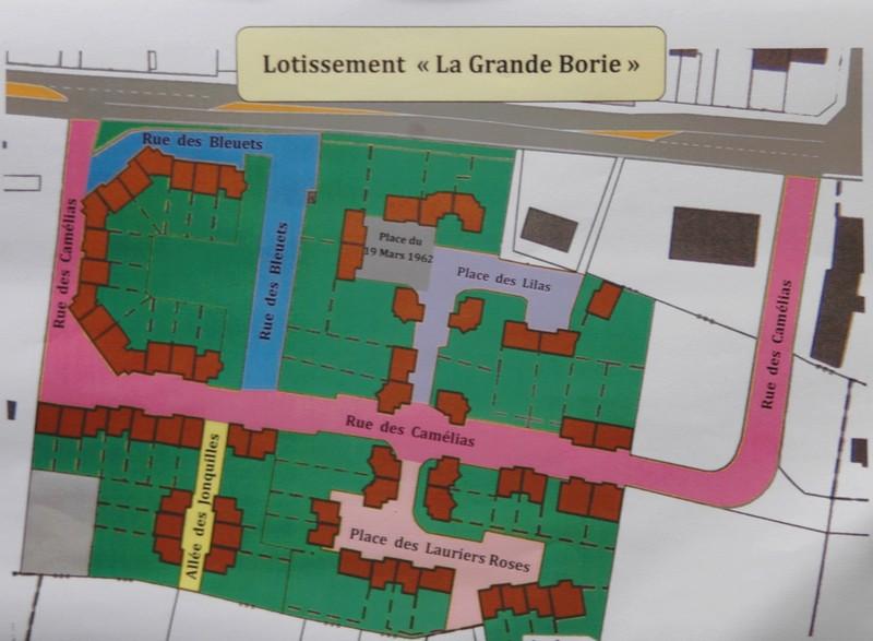 Terrasson : de nouveaux noms de rues à La Pagésie, Les Soudes et La Grande Borie