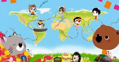 FLE en ESO: Faites le tour du monde avec Mouk et Chavapa