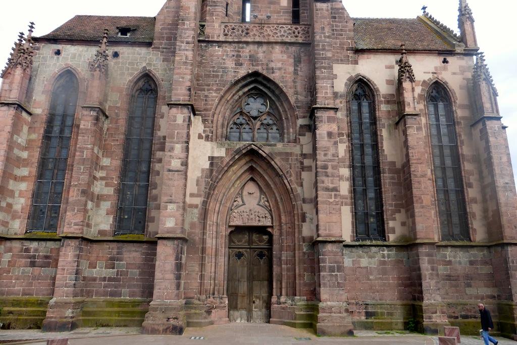 Sélestat: ses églises