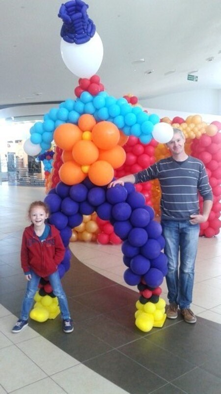 De drôles de ballons