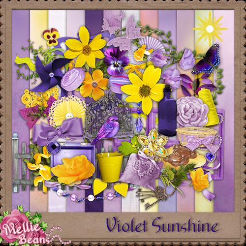 Violet Sunshine