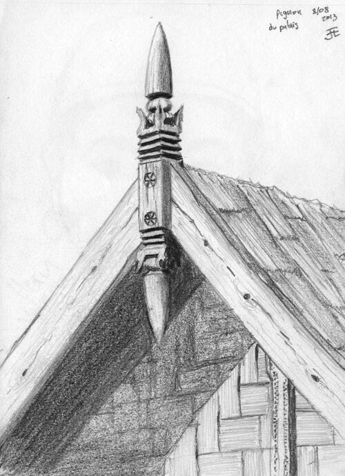 Les Zafimaniry, fabricants artisans de maisons en bois