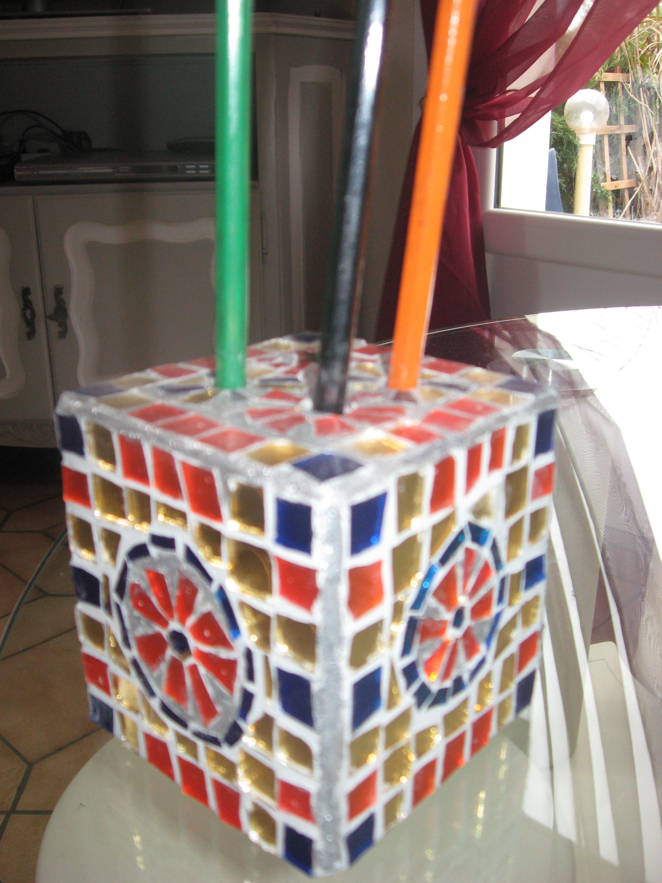 Fantastique Que Faire Avec Cube De Palette avec les cubes des palettes - nini-déco