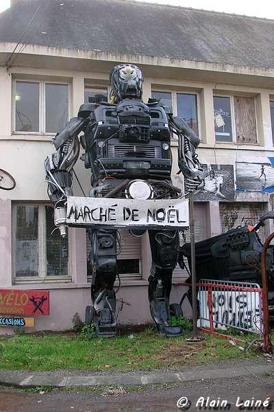 Insolite - Rennes