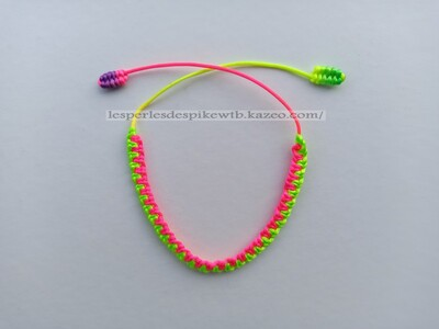 Bracelet - Crossed Chain (4)