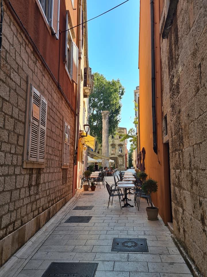 Croatie : Zadar 1/2