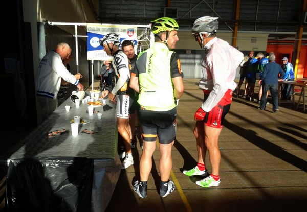 Châtillon-Cyclotouriste a organisé une randonnée dans le Châtillonnais....
