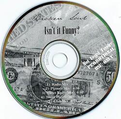 BROKEN SOUL - ISN' IT FUNNY ? (CDM 1997)