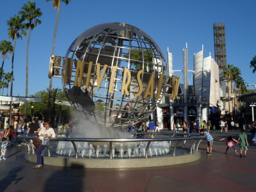 Visite des Studios Universal