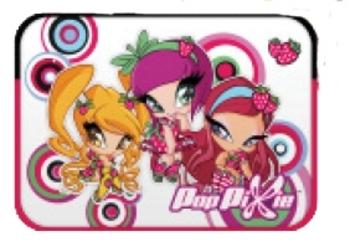 amore, chatta et lockette fraise